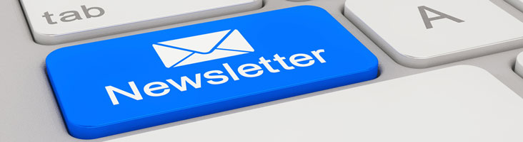 Inscription à la newsletter informatique