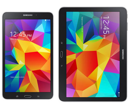 Tablette tactile et PDA